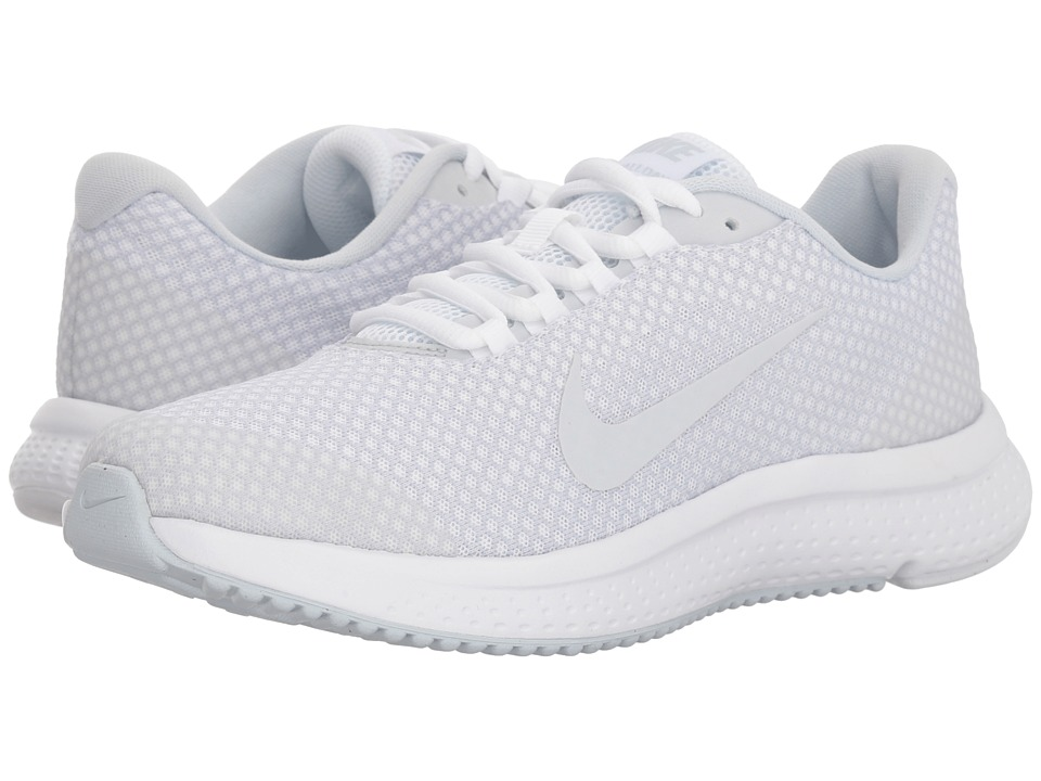 Nike RunAllDay (White Pure Platinum) Women's Running Shoes