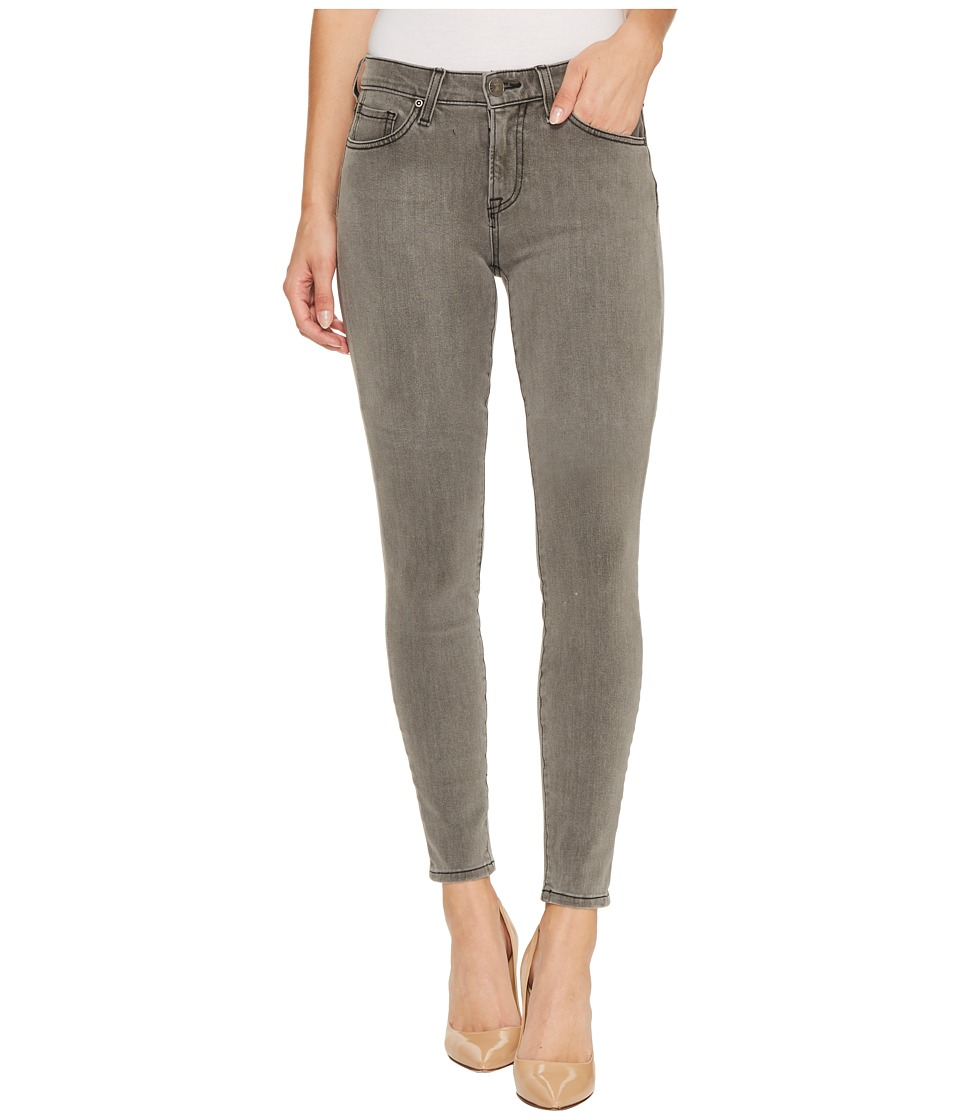 Agave Denim - Joan Fade Skinny Fit Jeans in Light Gray