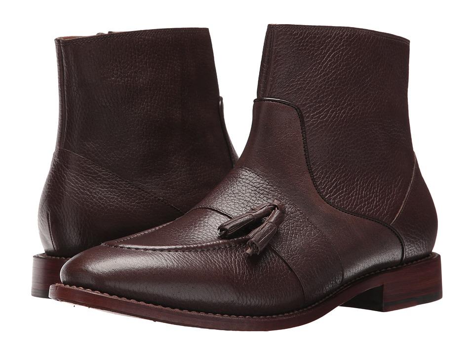 Michael Bastian Gray Label - Sidney Tassel Zip Boot