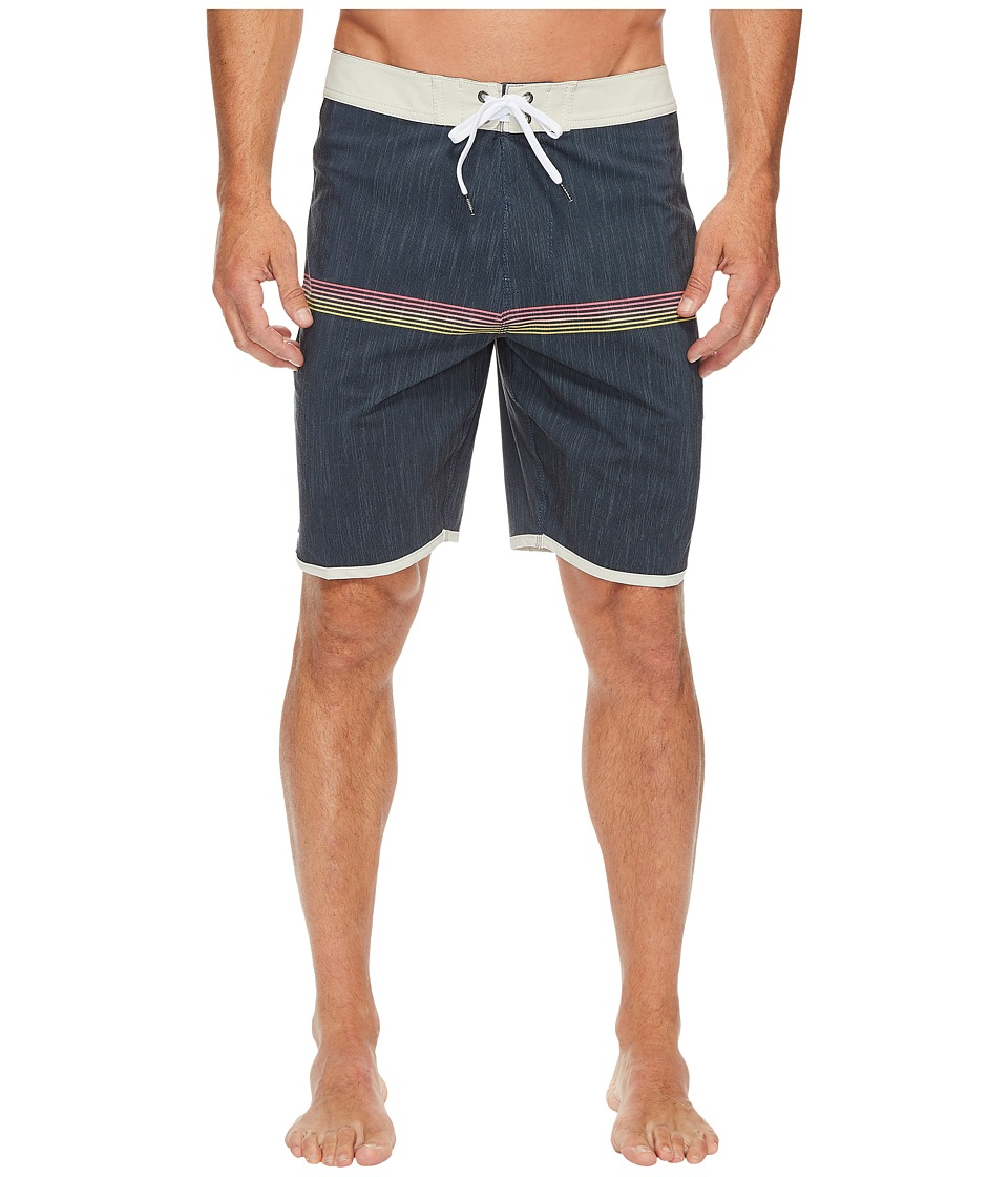 VISSLA Dredges 20 Boardshort (Dark Navy 1) Men