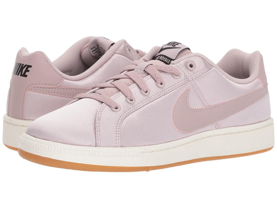 Nike Court Royale Satin (Particle Rose/Particle Rose/Sail) Women's Shoes