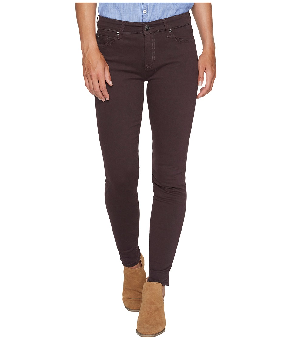 Agave Denim - Harlowe Twill Skinny Fit in Shale