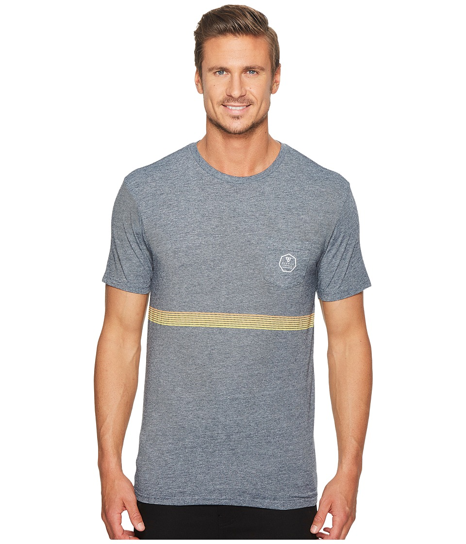 VISSLA - Dredger Short Sleeve Pocket Knit Tee