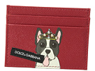 Dolce & Gabbana Dog Card Holder