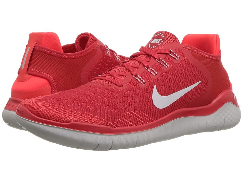 Nike Free RN 2018 (Speed Red/Vast Grey/Bright Crimson) Me...