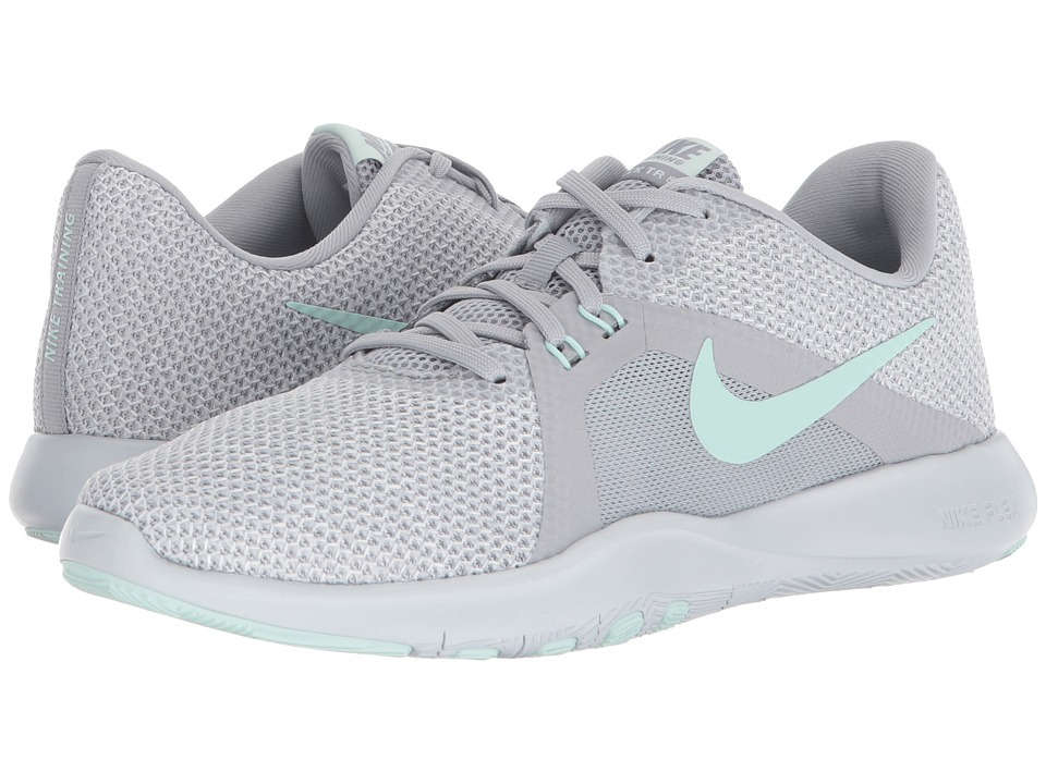 Nike Flex TR 8 (Wolf Grey/Igloo/White/Pure Platinum) Women's Cross Training Shoes