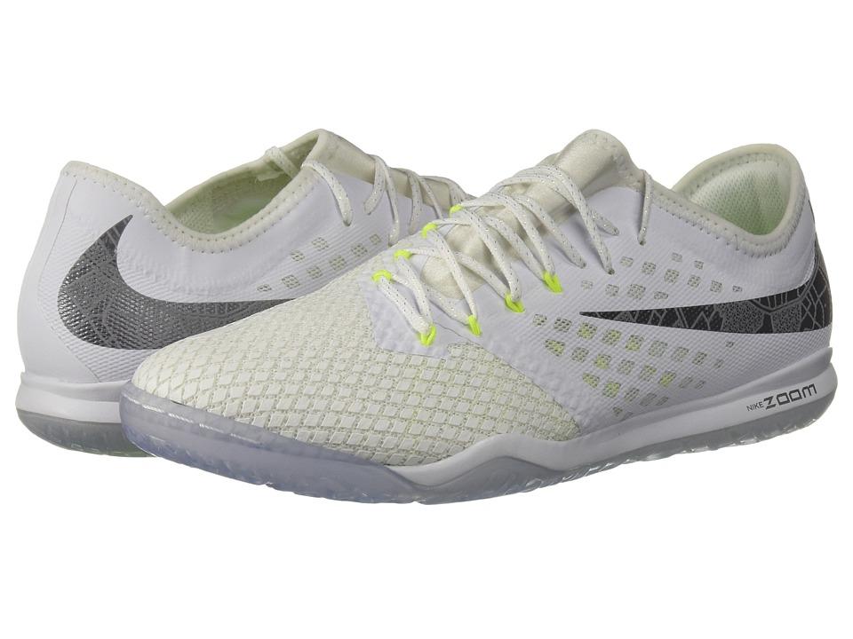 Nike Zoom PhantomX 3 Pro IC (White/Metallic Cool Grey/Vol...