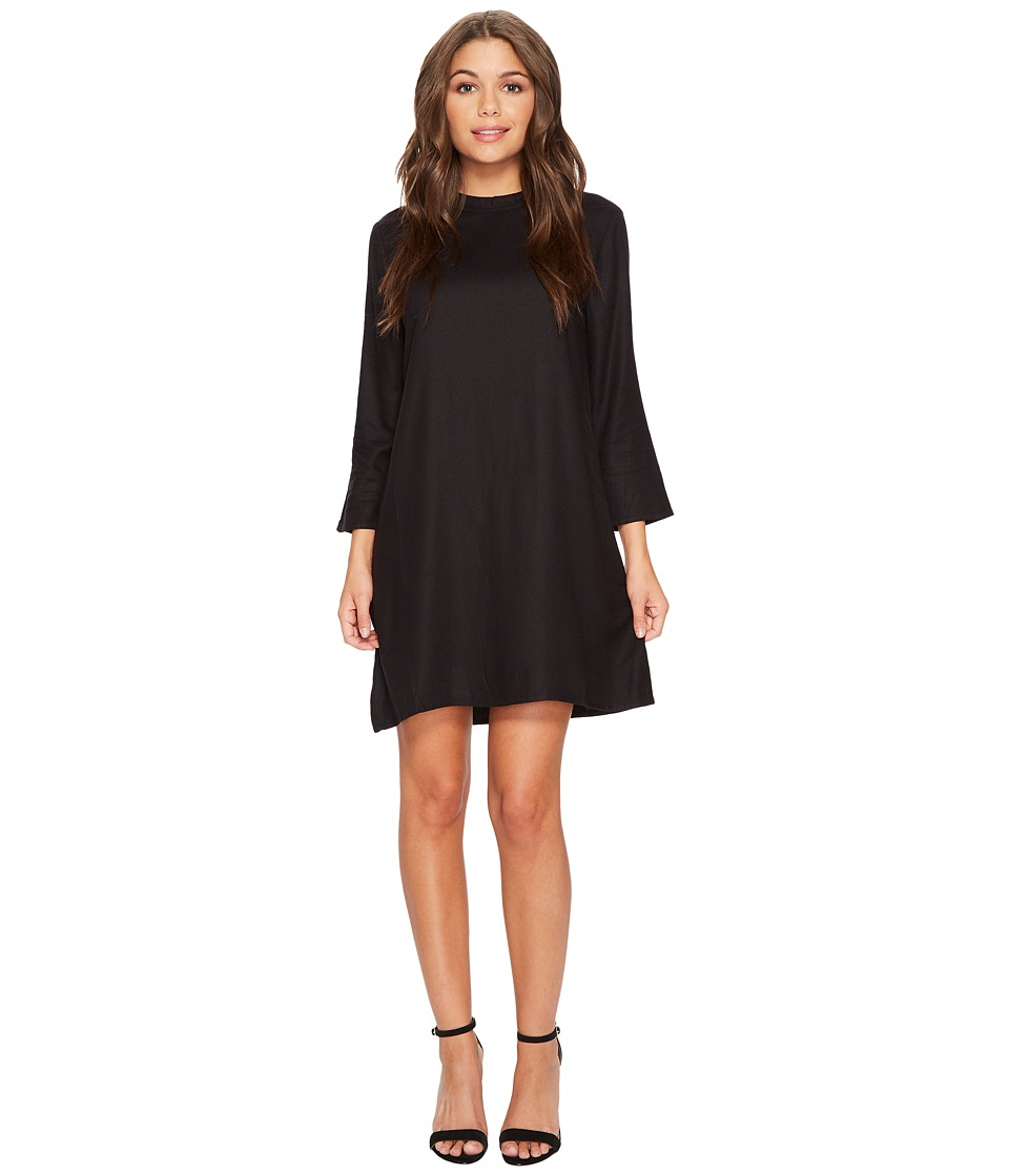 Amuse Society Bitsey Dress (Black) Women