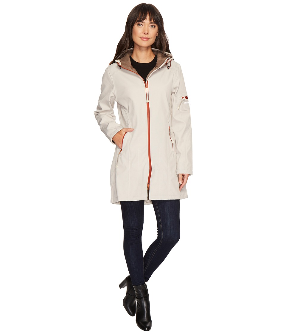 Ilse Jacobsen - 3/4 Length Two-Tone Coat