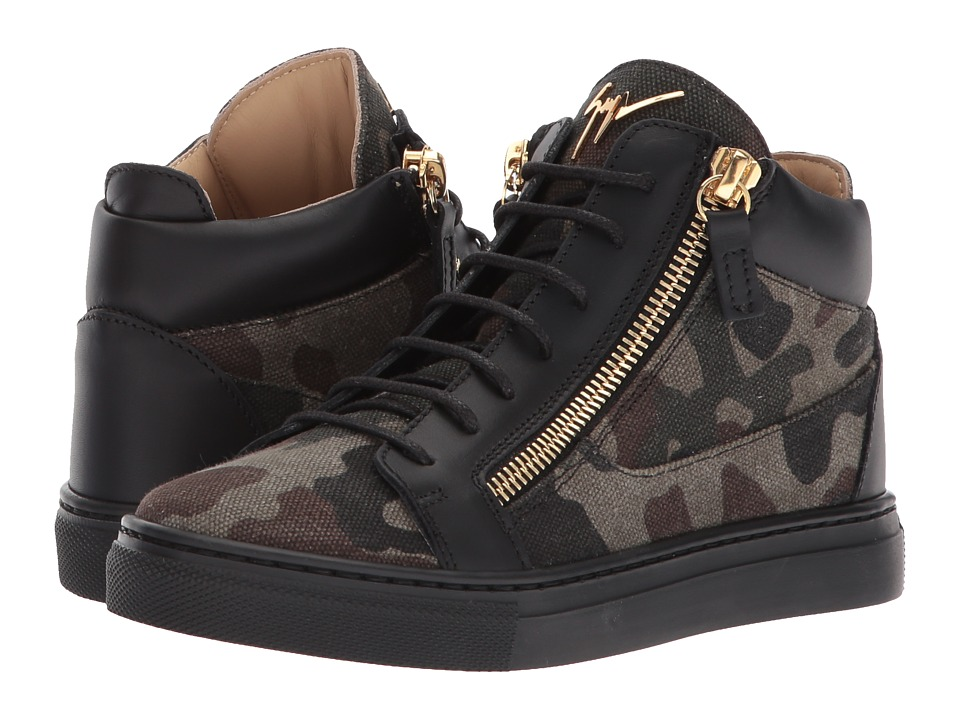 Giuseppe Zanotti Kids - London Sneaker (Toddler/Little Ki...