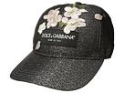Dolce & Gabbana Jacquard Baseball Cap