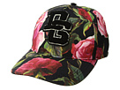Dolce & Gabbana Rose Print Baseball Cap