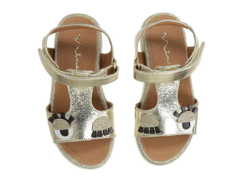 Nina Kids - Luciella (Toddler/Little Kid) (Platino) Girls Shoes