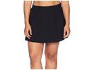 Magicsuit Plus Size Jersey Tennis Skirt Bottom