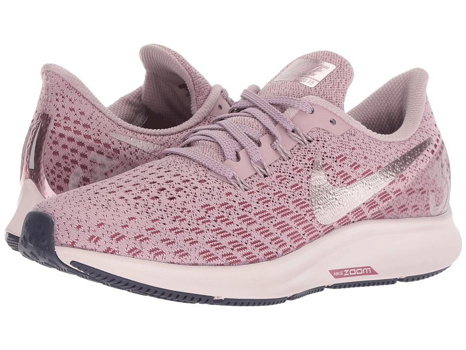 Nike Air Zoom Pegasus 35 (Elemental Rose/Barely Rose/Vintage Wine) Women's Running Shoes