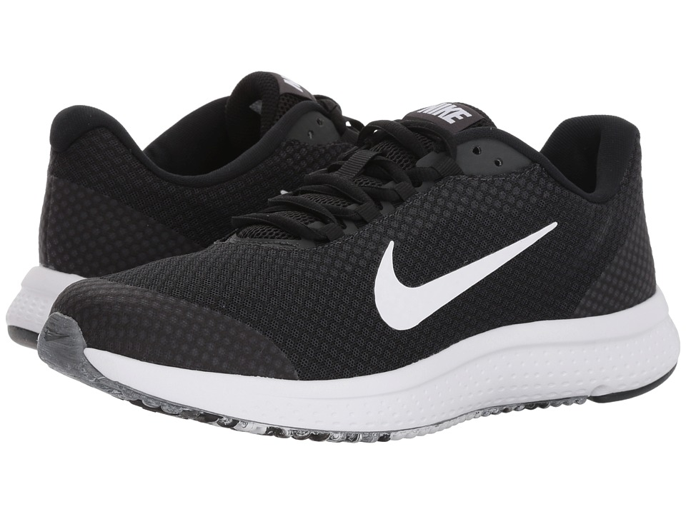Nike RunAllDay (Black/White/Anthracite) Women's Running Shoes