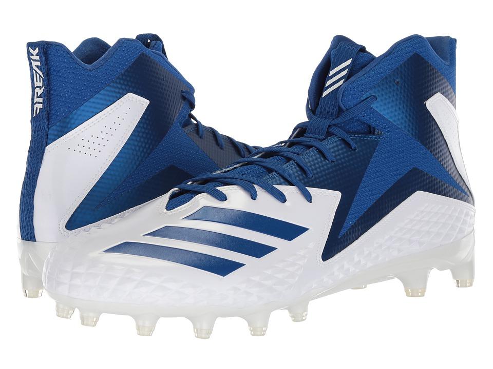 Adidas Freak x Carbon Mid (Footwear White/Collegiate Roya...