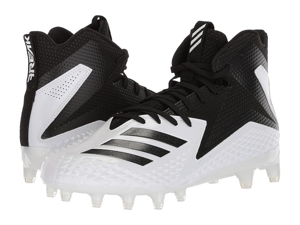 Adidas Freak x Carbon Mid (Footwear White/Core Black/Core...