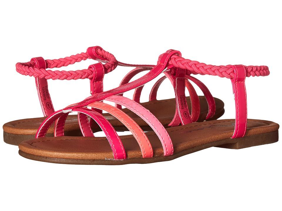 Nina Kids - Melvie (Little Kid/Big Kid) (Pink Multi) Girls Shoes