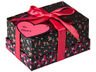 Betsey Johnson 2-Pack Leopard Ditsy Rose Buds