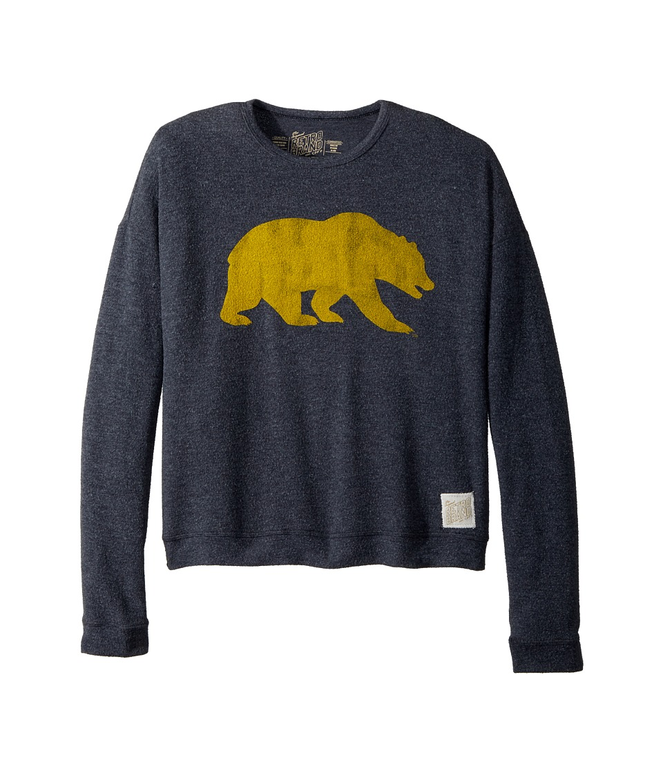 The Original Retro Brand Kids - Cal Bear Haaci Pullover Sweatshirt