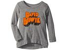 The Original Retro Brand Kids David Bowie Tri-Blend Pullover (Big Kids)