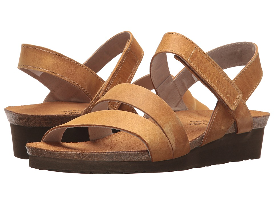 Naot Kayla - Wide (Oily Dune Nubuck) Women's Shoes
