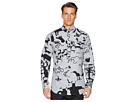 Vivienne Westwood Caveman Print Two-Button Krall Shirt