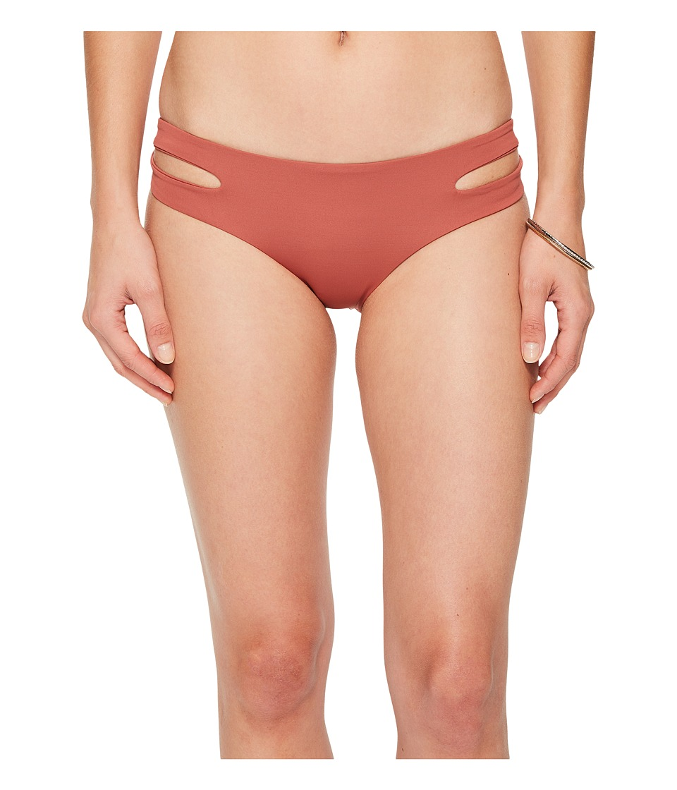 L*Space - Estella Classic Bottom (Sahara) Womens Swimwear