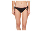 BECCA by Rebecca Virtue Mardi Gras Loop Tie Hipster Bottoms
