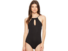 BECCA by Rebecca Virtue Color Code High Neck One-Piece