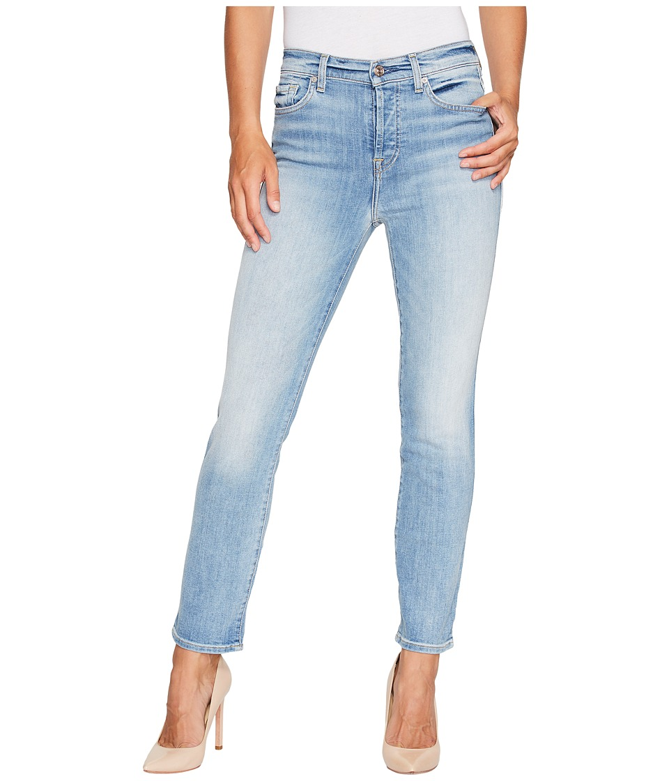 7 For All Mankind - Edie in Vintage Azure