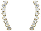 Vince Camuto Vince Camuto Cubic Zirconia Thin Stud Earrings