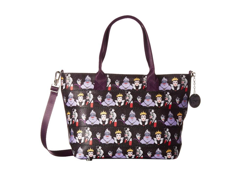 Harveys Seatbelt Bag - Mini Streamline Tote (Villains) To...