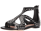 Alexander McQueen Alexander McQueen Caged Flat Sandal with Hammered Studs