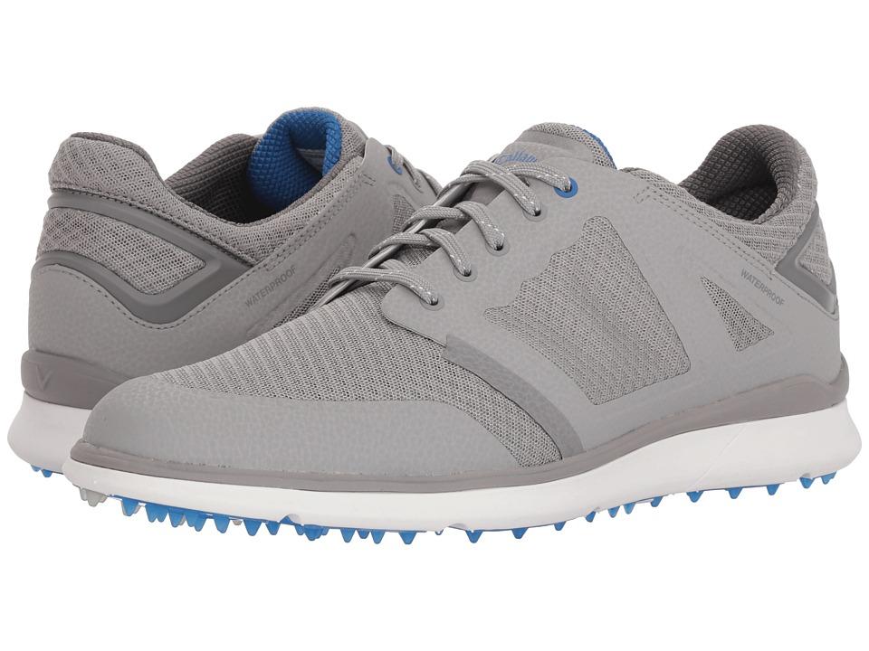Callaway - Highland (Grey/Blue) Mens Golf Shoes