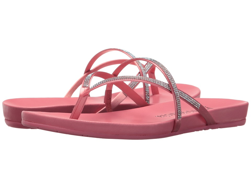 Pedro Garcia - Giulia (Rose Satin) Women's Sandals