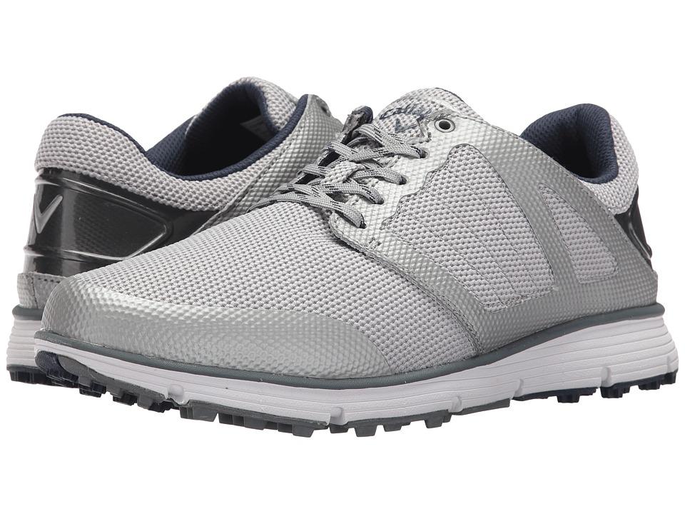 Callaway - Balboa Vent 2.0 (Grey) Mens Golf Shoes