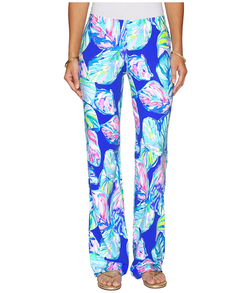 Lilly Pulitzer - Georgia May Palazzo Pants (Multi Casa Del Sol Small) Womens Casual Pants