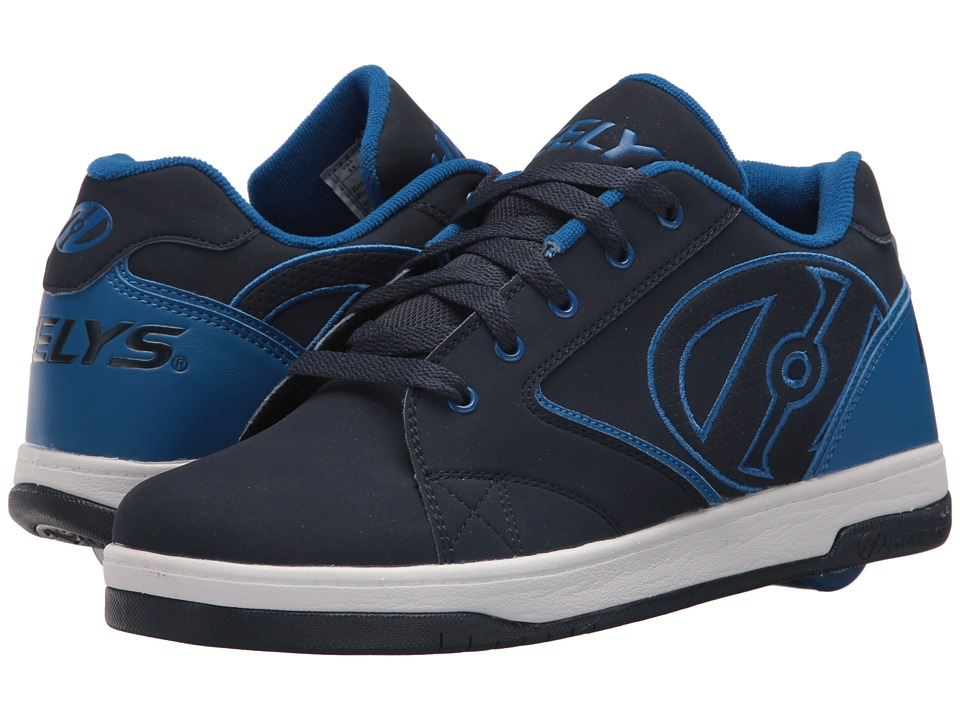 Heelys - Propel 2.0 (Navy/Blue/White) Boys Shoes
