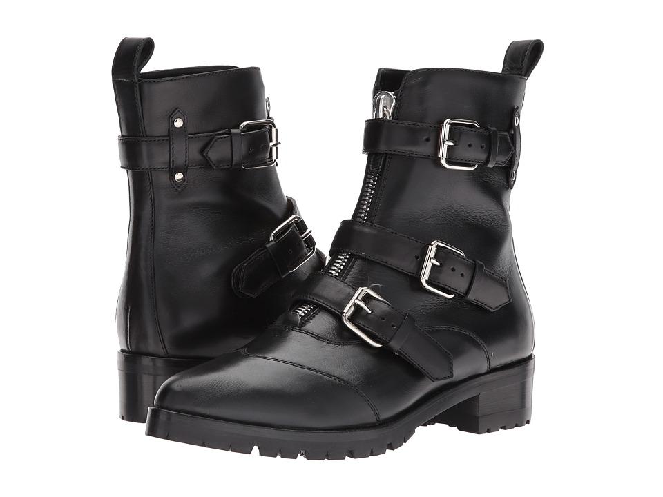 Tabitha Simmons - Alex (Black Calf) Womens Boots