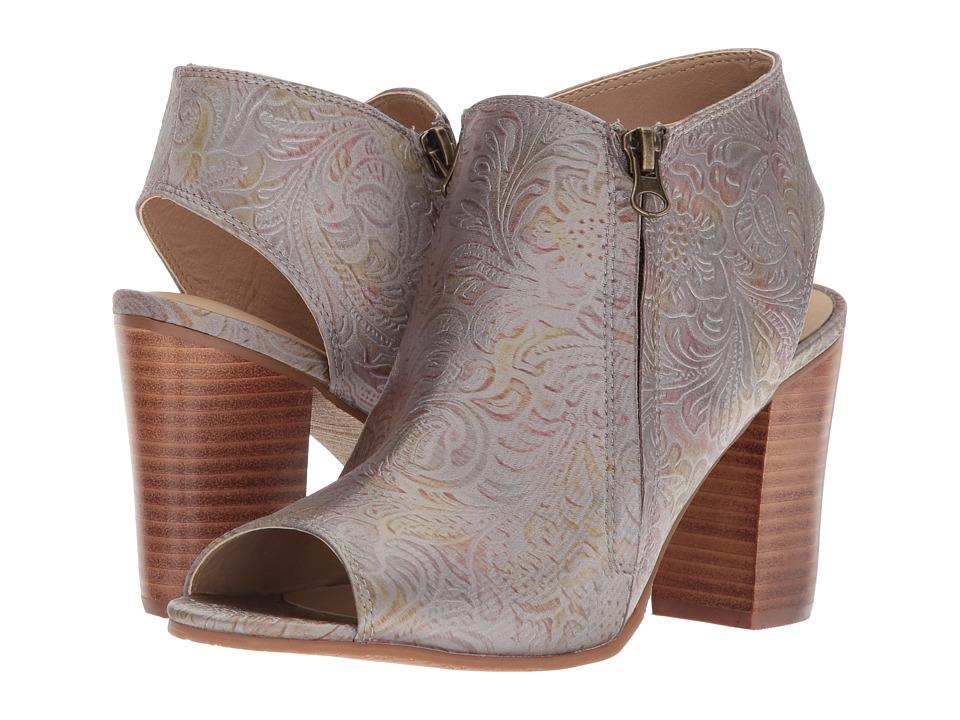 Sbicca - Rebecca (Silver) High Heels