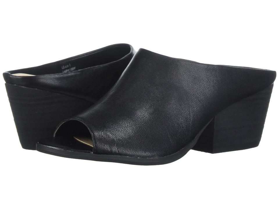 Sbicca - Jerome (Black) Womens Toe Open Shoes