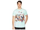 HUF Butterfly Effect Tie-Dye T-Shirt