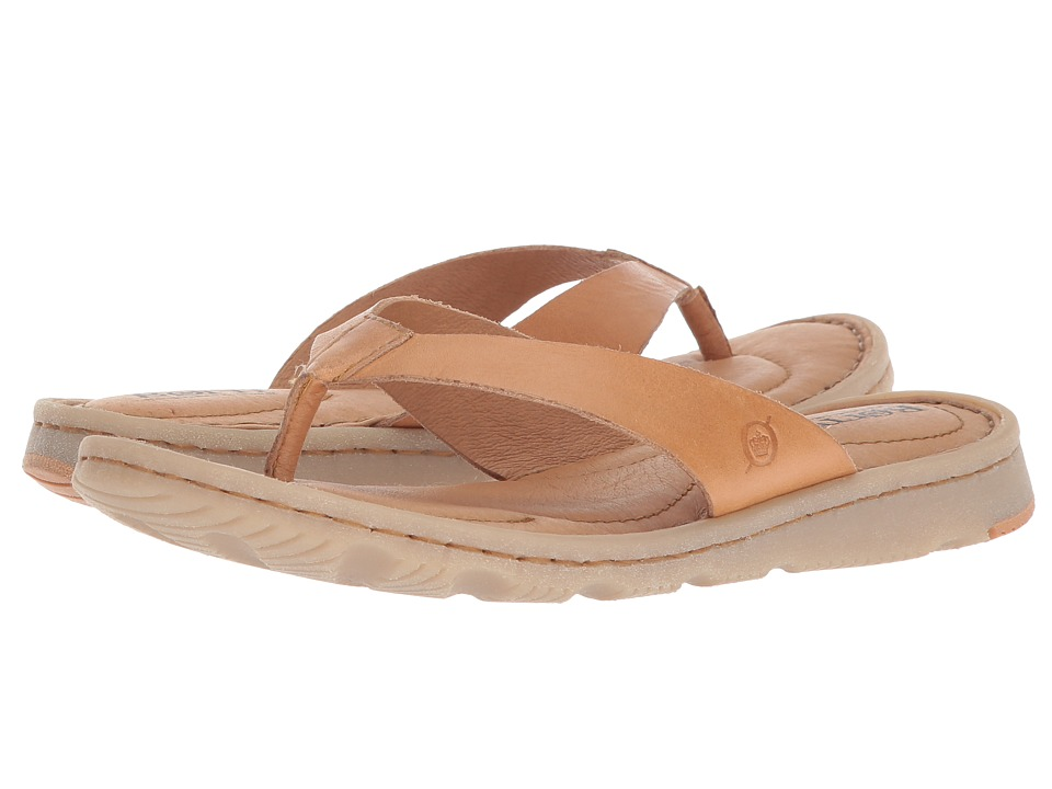 Born - Tobago (Tan) Womens  Shoes