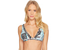 Seafolly Seafolly Moroccan Moon Fixed Longline Tri Top