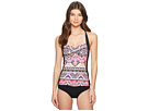 Seafolly Seafolly Sahara Nights Twist Front Singlet