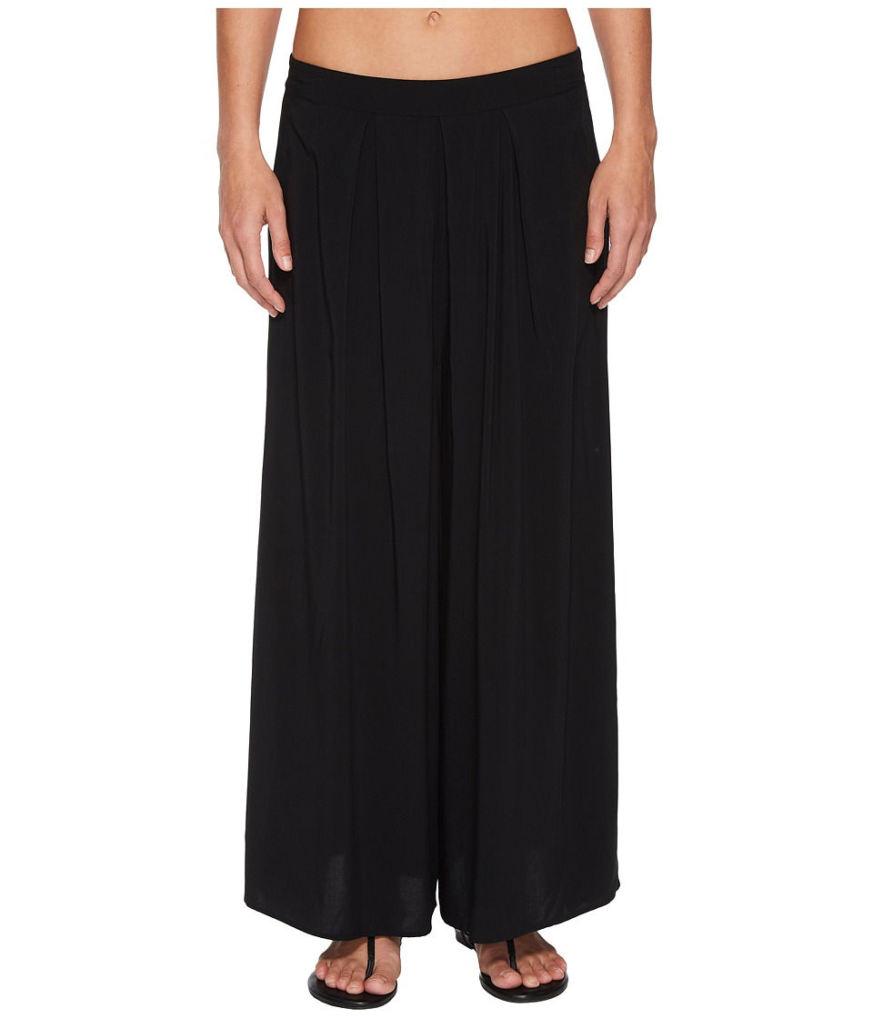 Seafolly Sahara Nights Voile Pants (Black)