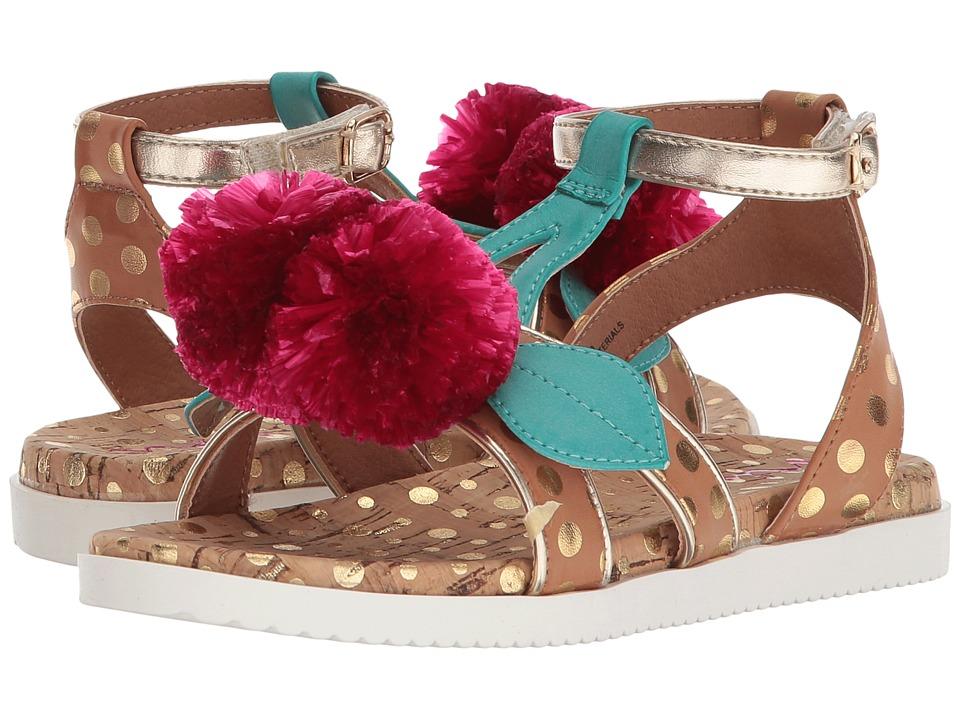 Nina Kids - Kyeleigh (Toddler/Little Kid) (Light Tan) Girls Shoes