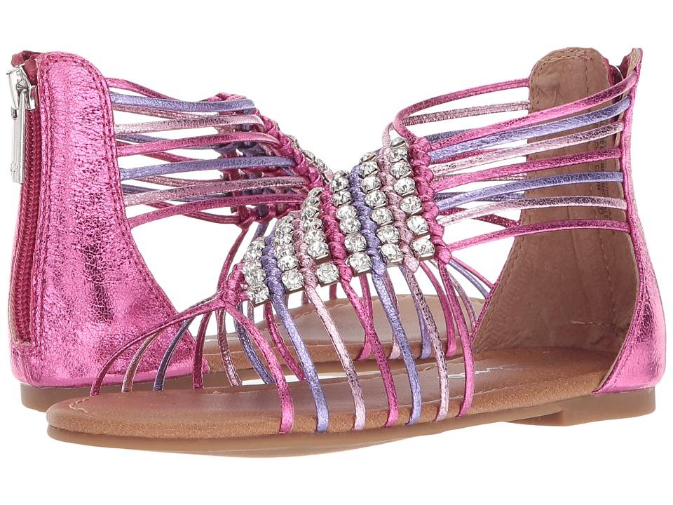 Nina Kids - Karlee (Toddler/Little Kid/Big Kid) (Pink Multi) Girls Shoes